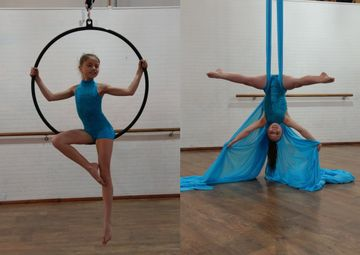 aerial hoop classes leigh-on-sea, essex aerial circus classes